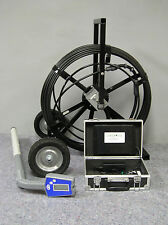 SEWEREYE INSPECTION SYSTEM SEWER CAMERA, PIPE INSPECTION SYSTEM WITH LOCATOR