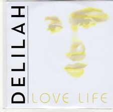 (ED428) Delilah, Love Life - 2013 DJ CD