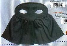 Masque Bavette Loup ADULTE domino nez noir HALLOWEEN DEGUISEMENT MARQUISE NEUF