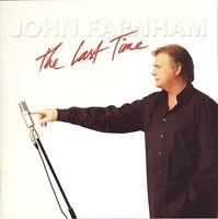 JOHN FARNHAM The Last Time CD BRAND NEW