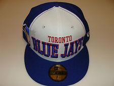 2012 Toronto Blue Jays Logo Team 2 Tonal Custom New Era Cap Hat 7 3/8  59fifty