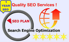1 Full YEAR Custom SEO Website Package.Get rank, backlinks, authority and sales.