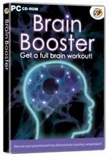 Cerebro Booster (juego de PC) Nuevo Sellado