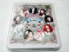 SNSD Girls' Generation 3rd -The Boys (Iron case+Post card+Booklet) + FREE GIFT