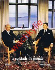 Le spectacle du monde n°296 11/1986 Terrorisme Philippines Génétique Togo Rohmer