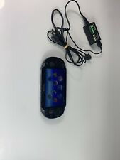 Sony PSP Vita Handheld  System -  Black No Memory Card! Ugly A Lot Of Scratches!