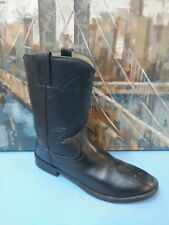 Express Rider Jose  Boots, Size 12 Style 2527040 Black  Roper  Cowboy Boots