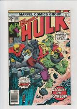 The Incredible Hulk #203 ( 1976, Marvel) VF Psyklop