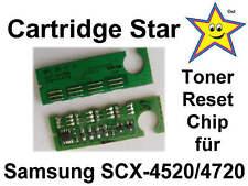 TONER reset CHIP PER SAMSUNG scx-4520 4720 5000 pagine