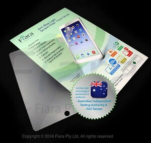 9.7 inch - Fiara Anti Blue Light Screen Protector / Filter   Self-Adhesive Film