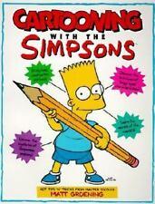 Cartooning with the Simpsons Groening, Matt Paperback