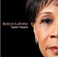 BETTYE LAVETTE - THANKFUL 'N' THOUGHTFUL  CD NEW+