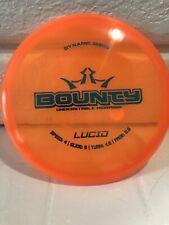 Dynamic Discs Lucid Bounty (177g) (New)