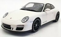 GT Spirit 1/18 Scale GT287 - 2010 Porsche 911 977 Carrera GTS Coupe - White