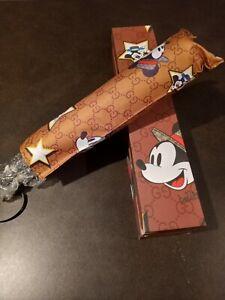 Gucci Mickey Mouse umbrella New 🔥🔥 hot item stylish fashion umbrella