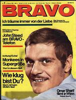 BRAVO Nr.6 vom 5.2.1968 Udo Jürgens, Omar Sharif, Sandie Shaw, Peter Orloff