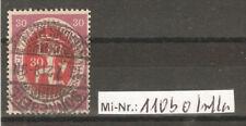 Deutsches Reich Mi-Nr.: 110 b sauber gestempelt geprüft Infla