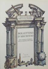 BOLLETTINO D'ARCHIVIO 2004 DICEMBRE UFFICIO STORICO MARINA MILITARE