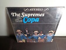 THE SUPREMES 1965 MOTOWN R&B SOUL LP NEAR MINT ~ The Supremes At The Copa