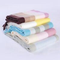 Kids Girls Boys Winter Wool-like Acrylic splice Soft Scarf Child Tassel Scarves