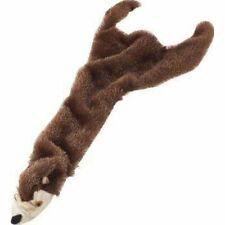 "SKINNEEEZ HEDGEHOG - Mini 14"" / 23"" Soft Plush No Stuffing Squeaker Dog Toy"