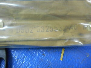 NOS 1975 1976 FORD TORINO GRAN TORINO 4DR REAR DOOR TRIM MOLDING PASSENGER SIDE