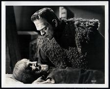 SON OF FRANKENSTEIN 1939 Boris Karloff, Bela Lugosi 10x8 STILL #97
