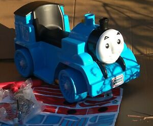 Fisher Price Power Wheels Thomas the Train Ride On WITH BATTERY CHARGER