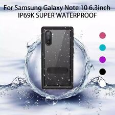 For Samsung Galaxy Note10 Plus Waterproof Case Note10+ Shockproof cover