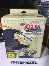 THE LEGEND OF ZELDA THE WIND WAKER HD WII U