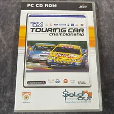 TOCA Touring Car Championship PC Spiel Boxed CD-ROM Classic Racer