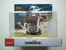 Guardian The Legend of Zelda Figurine Interactive Amiibo Wii U