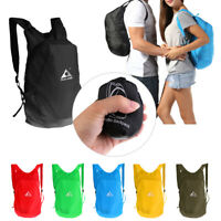 Ultralight Daypack Backpack Packable Foldable Waterproof Lightweight Travel Bag
