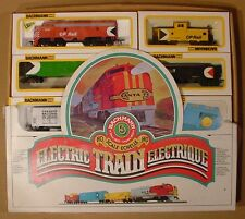 Bachmann HO CPR Canadian Pacific Railway Train Set