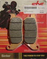 SBS  807H.HS (1721-1751) Street Excel Brake Pads for Harley Davidson Sportster