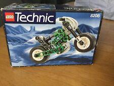 Lego 8208 Technic Custom Cruiser Motorcycle - Complete