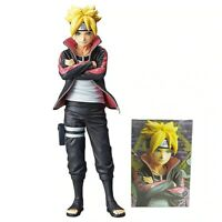 Anime Naruto Uzumaki Boruto Action Figure PVC Collectible Model Toy Gifts 23cm