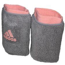 adidas Damen Schweißband AP8553 WRISTBANDS [OSFW] grau rosa NEU @142