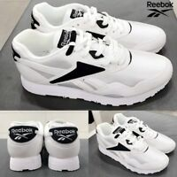 Reebok Classic RAPIDE WL Casual Running Shoes Sneakers BS6681 White SZ 4-12.5