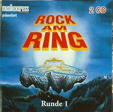 2x CD - Various - Rock Am Ring - Runde 1 - #A3487 - RAR