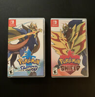 Pokémon Sword and Shield Bundle BRAND NEW(Nintendo Switch, 2019)