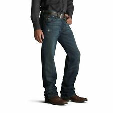 Ariat® Men's M4 Legacy Stretch Relaxed Fit Boot Cut Jeans.