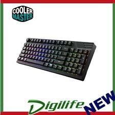 Cooler Master Masterkeys Pro M RGB Mechanical Gaming KEYBOARD(SILVER SWITCH)