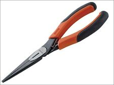 Bahco - 2430G Long Nose Pliers 200mm (8in) - 2430 G-200