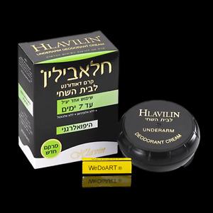 Hlavilin Gentlemen Underarm Deodorant Cream by Hlavin 7 Days Protection