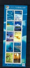 JAPAN 2017  50th Diplomatic with Maldives Stamp S/S