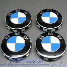 ►4x Nabendeckel◄Original BMW 36 13 67 83 536 mit Chromrand Top Zustand