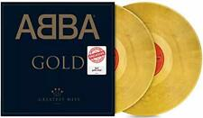 ABBA Gold Greatest Hits Target Excl Ltd Ed 2x LPs Gold Vinyl