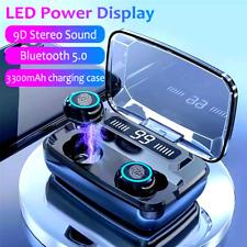 Audifonos auriculares Bluetooth 5.0 TWS Headset Sound 3D Audifonos USA SELLER