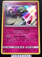 Carte Pokemon GARDEVOIR 141/214 Holo Soleil et Lune 8 SL8 FR NEUF